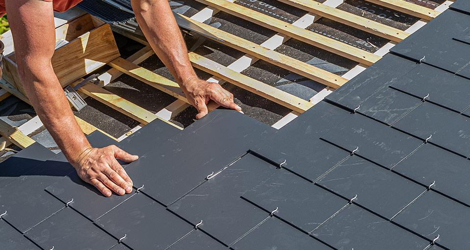 De bonnes raisons de choisir une toiture en ardoise